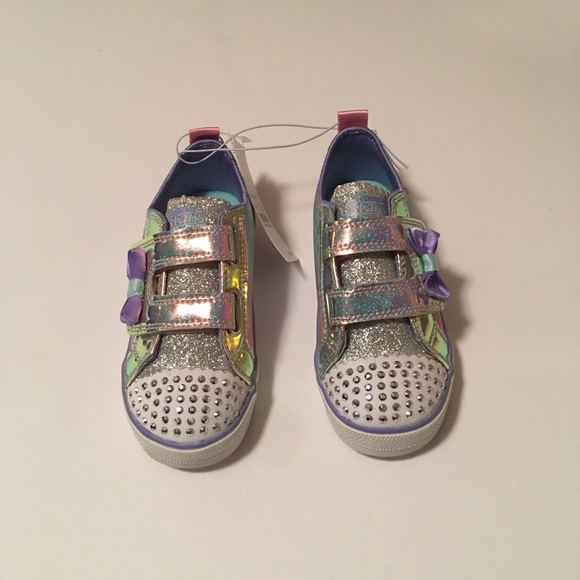 Girls Sneakers Multicolored Size